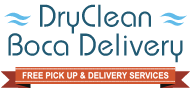 Dry_CleanBoca PickupDelivery in Coral Springs